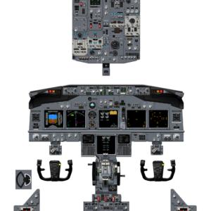 737-800 electro