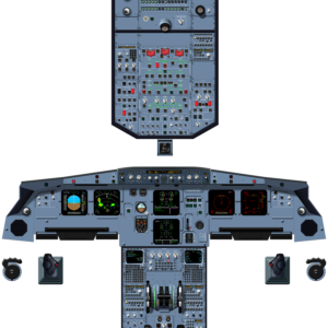 ALL IN ONE A320 CRT CFM EIS