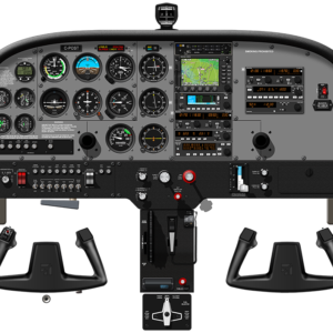 Expanded A0 JULY 2020 Classic Cessna 172 Skyhawk