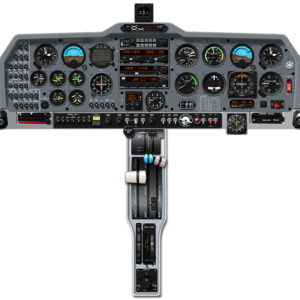 Grob 115e Cockpit Poster Expanded A0