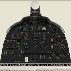 Spitfire MK1A